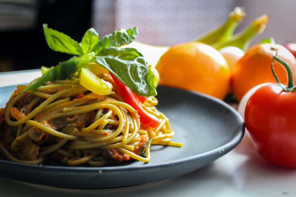 Pasta Recipes That Keep You on Track to Lose Weight and Eat Healthily