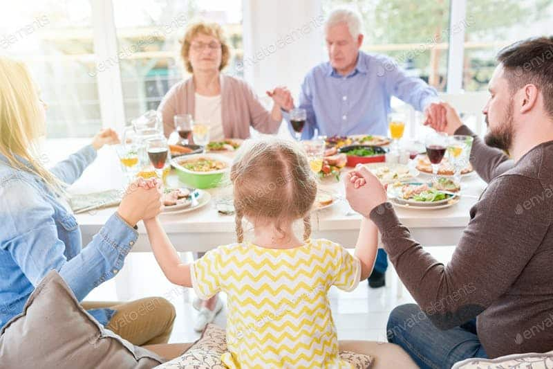 Planning A Family  Healthy Dinner