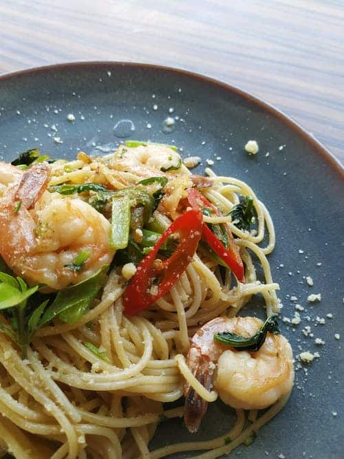 What Makes Shrimp Recipes Healthy?